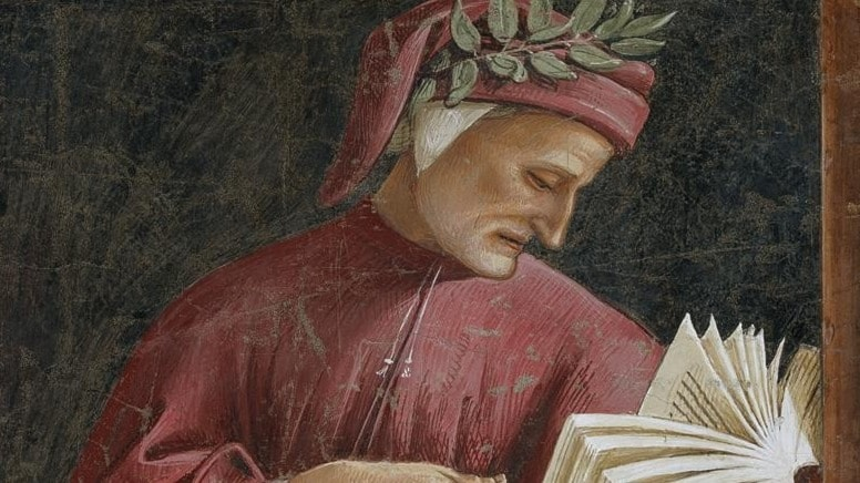 Dante - First Writer of the Western World 25 August 2021 - P1 Culture