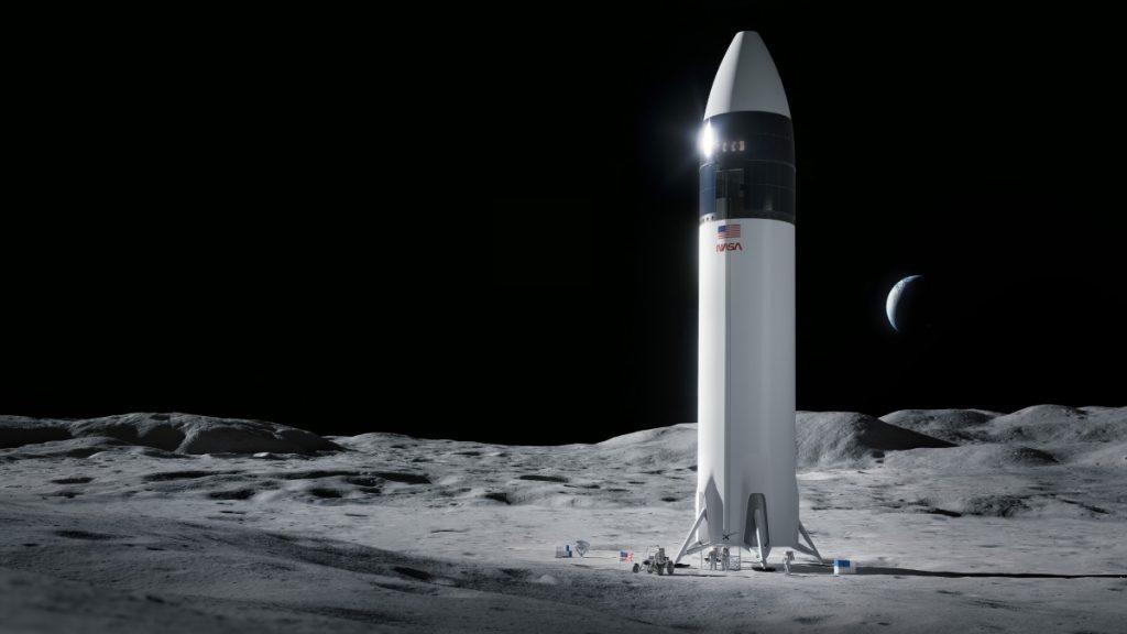 Elon Musk visar upp nya bilder på Starships startraket