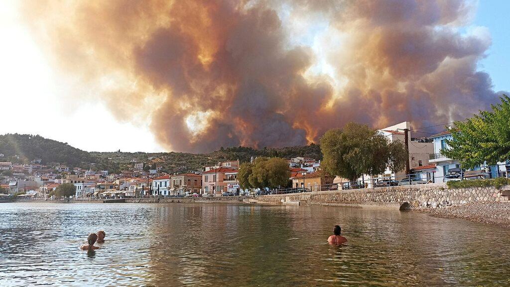 Extreme heat continues around the Mediterranean - DN.SE
