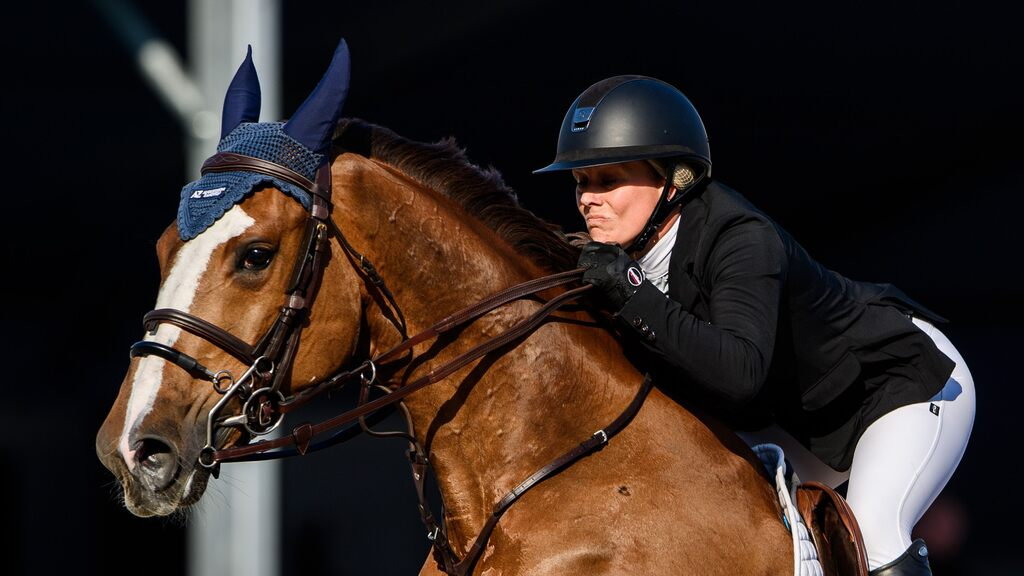 Many Olympic riders compete in European Championships - registered teams