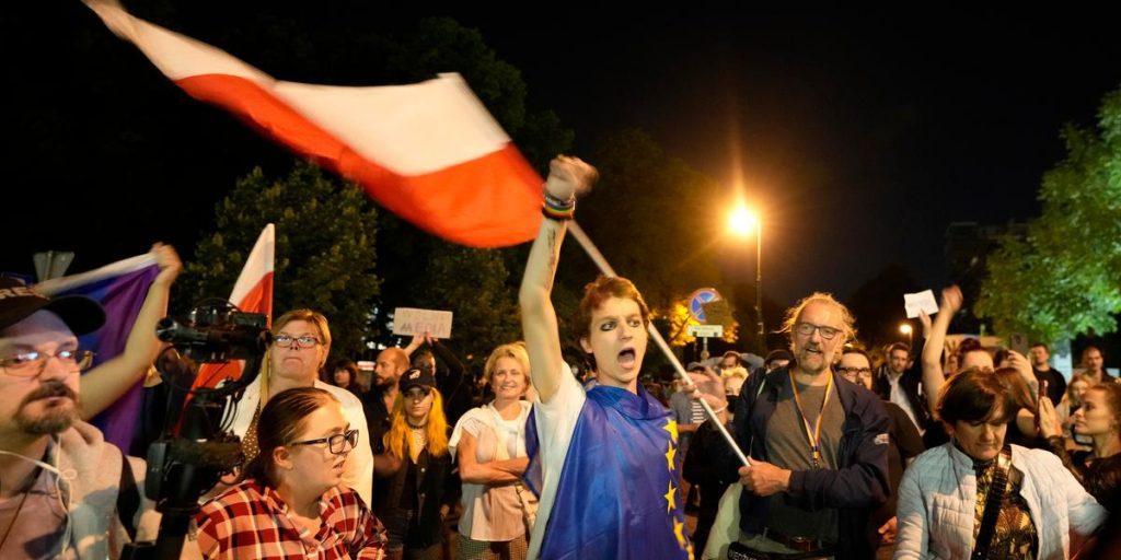 Poland Joins the EU in Judicial Review - Um?