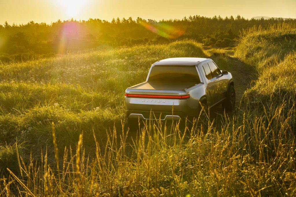 Rivian could set up an electric car factory in the UK - negotiations are underway