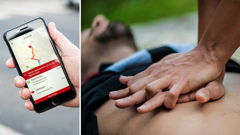 Study suggests survival benefit with rescuers via SMS