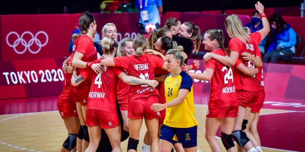 Sweden exits bronze