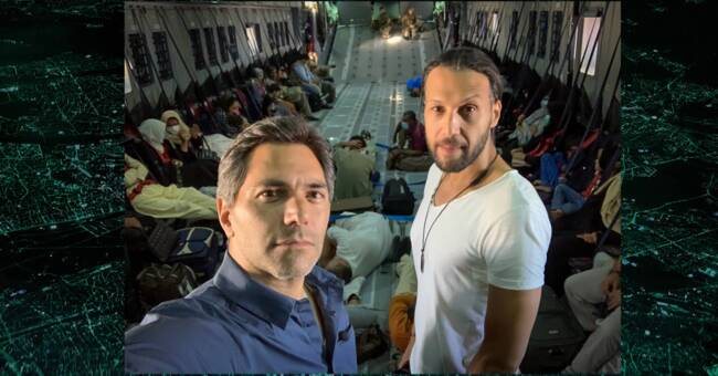 The SVT team left Afghanistan: 'Be on the verge of being defeated'
