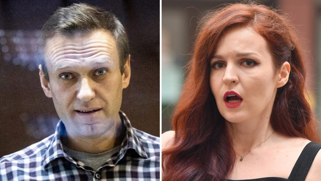 The press secretary of Alexei Navalny left Russia