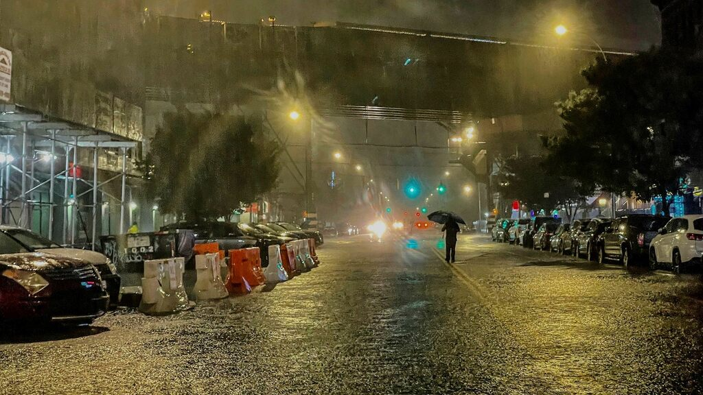State of emergency issued in New York after bad weather