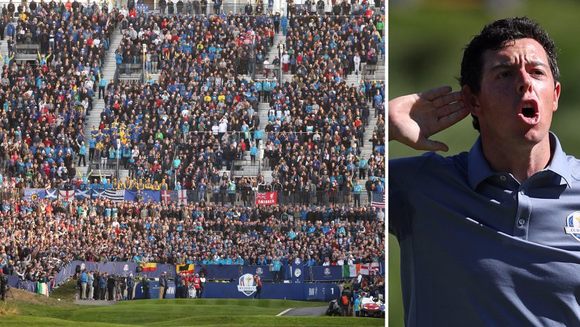 So the Ryder Cup has become one of the biggest sporting events in the world