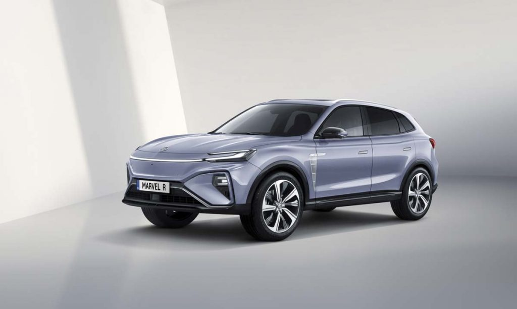 MG launches two electric cars: a truly spacious station wagon and a high-performance SUV