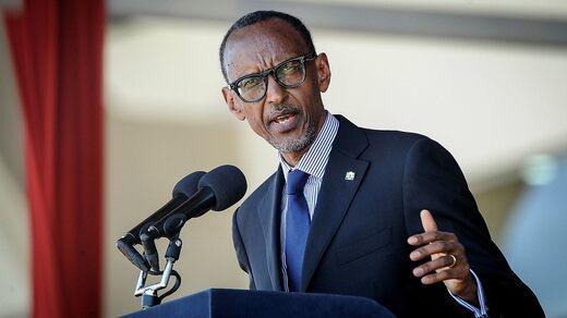 Paul Kagame has been President of Rwanda for 21 years