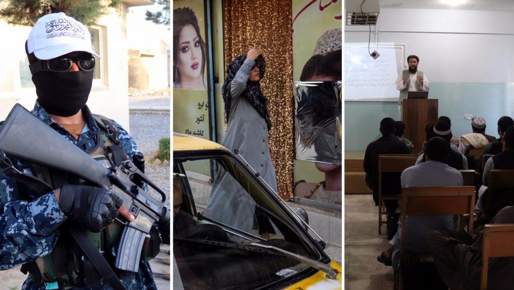Afghanistan - Women Transfer from Kabul University