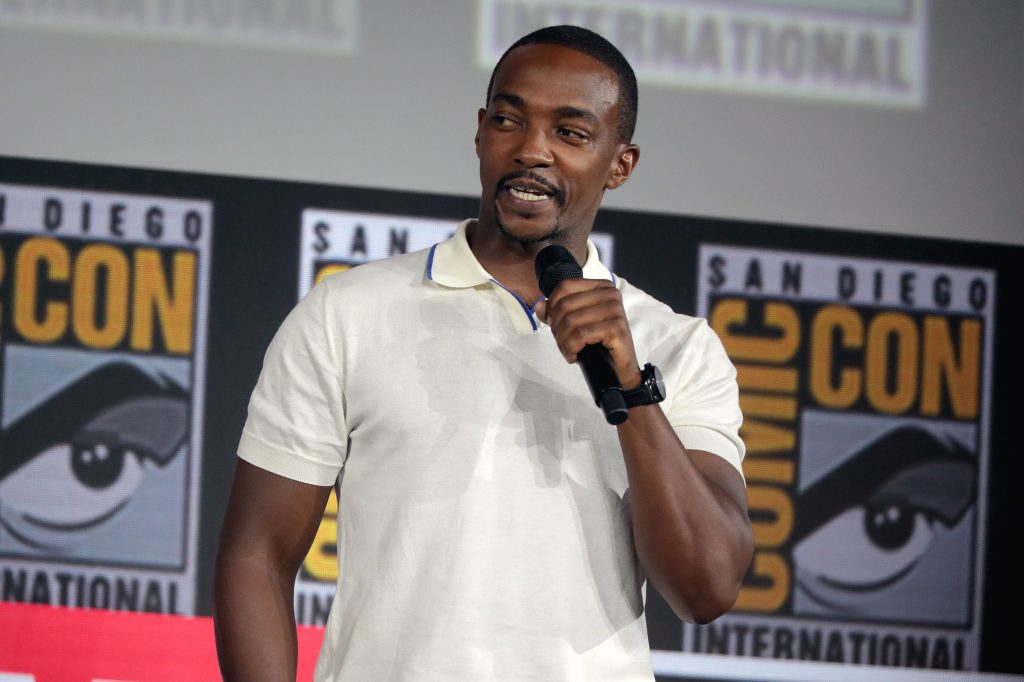 Anthony Mackie will play in the Twisted Metal series.  Unexpected address