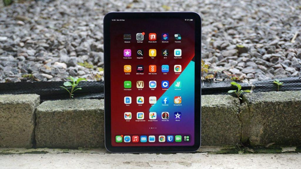 Apple says 'gel scrolling' on iPad mini 2021 is normal