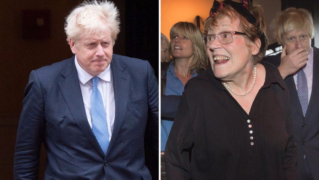 Boris Johnson's mother dies