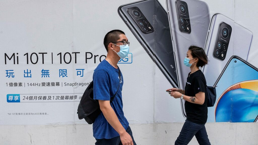Conflicts between Lithuania and China escalate with a mobile boycott
