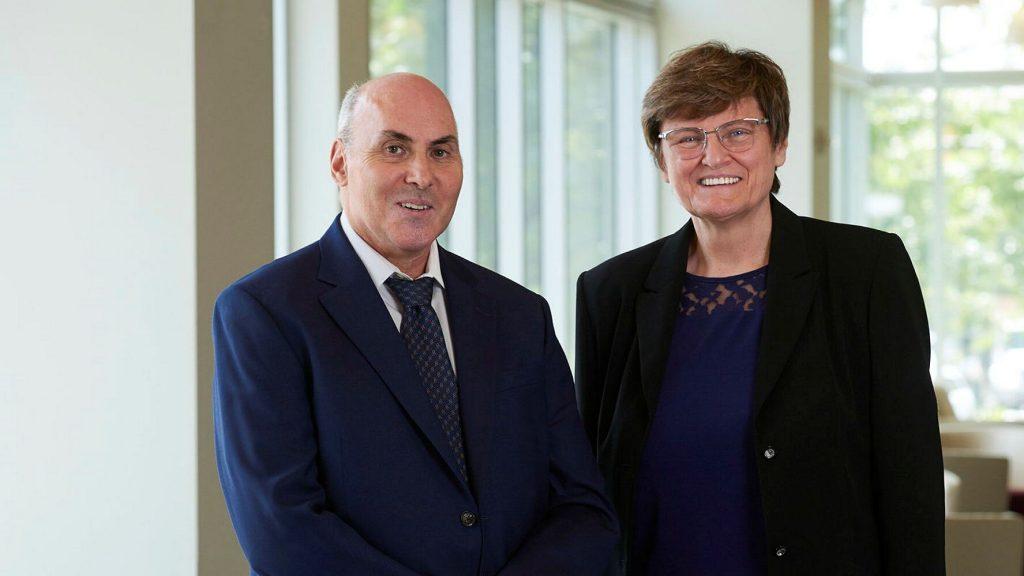 Drew Wiseman and Katalin Carrico win the prestigious Lasker Award
