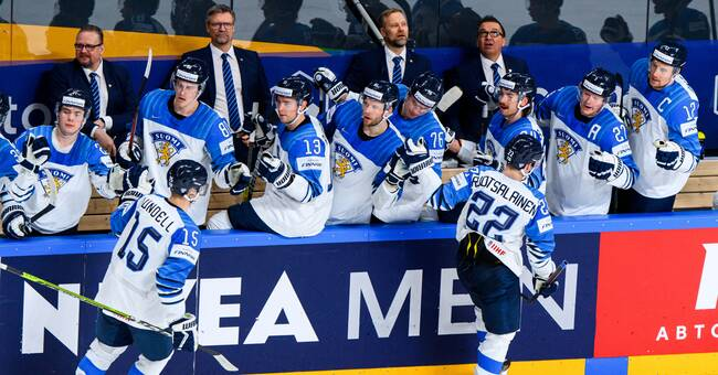 Finland's first team to the World Cup quarter-finals