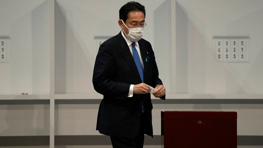 Japan: New party leader Fumio Kishida - expected to become new prime minister
