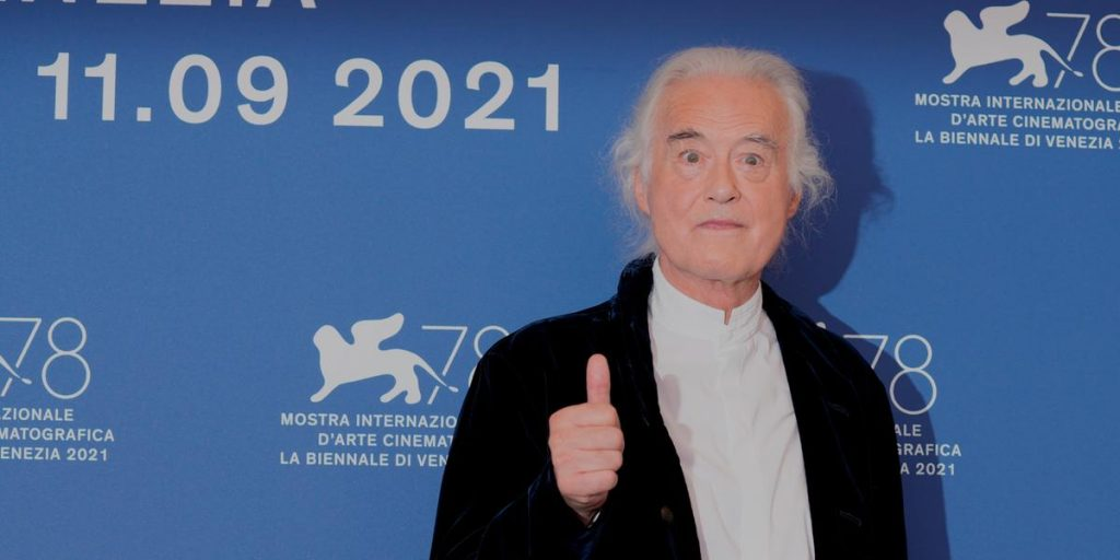Jimmy Page: We wanted to make long songs