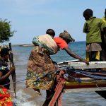 Lake Tanganyika is rising – many are fleeing