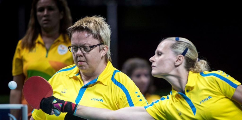 Lessons around the hall took the Swedes to the final