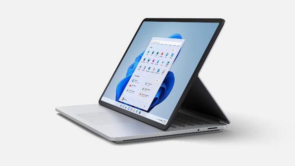 Microsoft Surface Laptop Studio – Frankenstein blev skönhet
