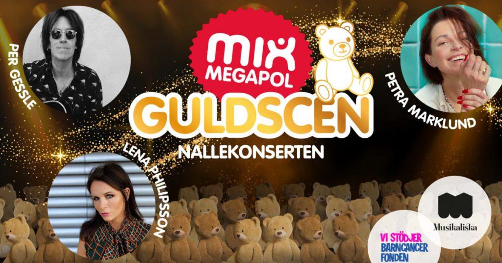 Mix Megaball arranges a teddy bear concert for children with cancer