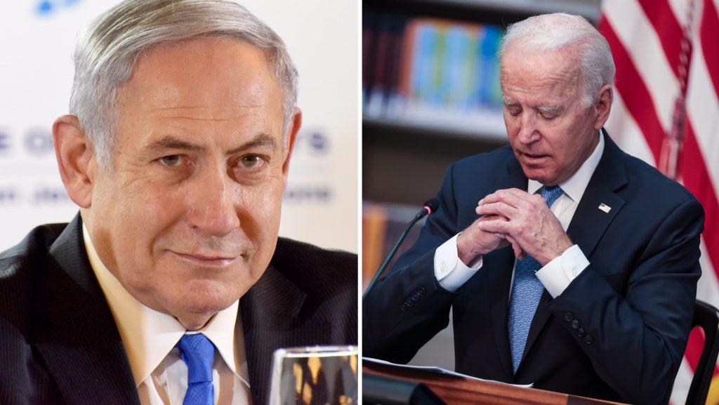 Netanyahu: Biden fell asleep during a meeting