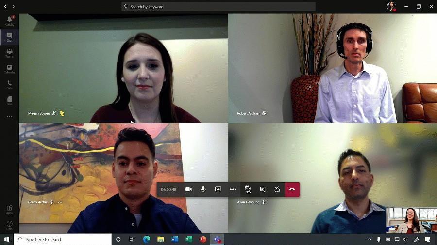 Psykologernas tips: stäng av kameran under videomöten