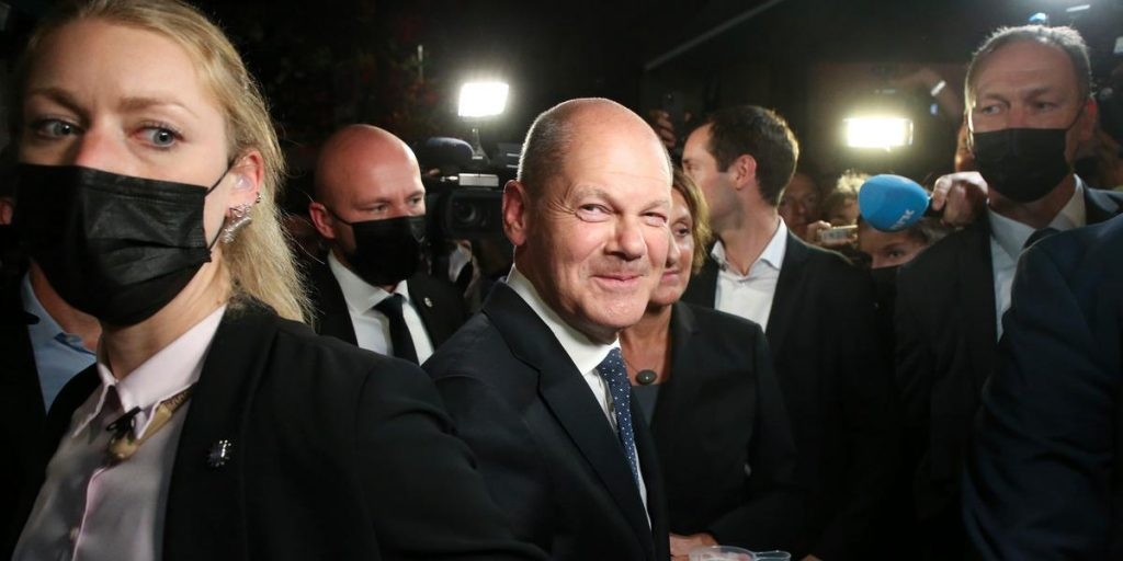 SPD Against Victory in German Elections - But Fighting Up