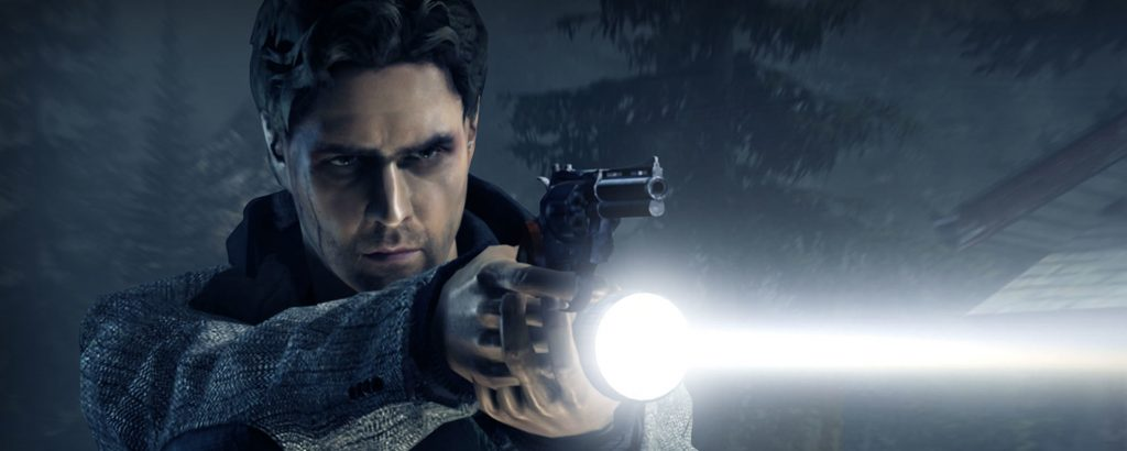The classic Alan Wake will be released again this fall    Filmzine