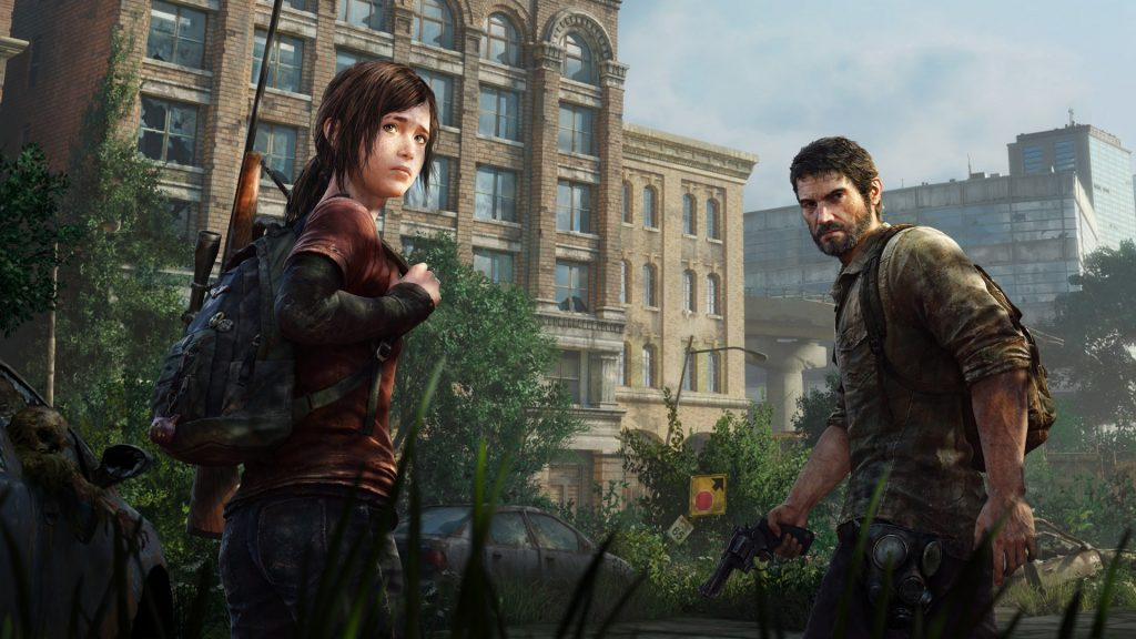 """The first image from the series """"The Last of Us""""    Filmzine"""