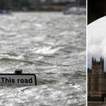 NASA: Sea level rise is not ready in London