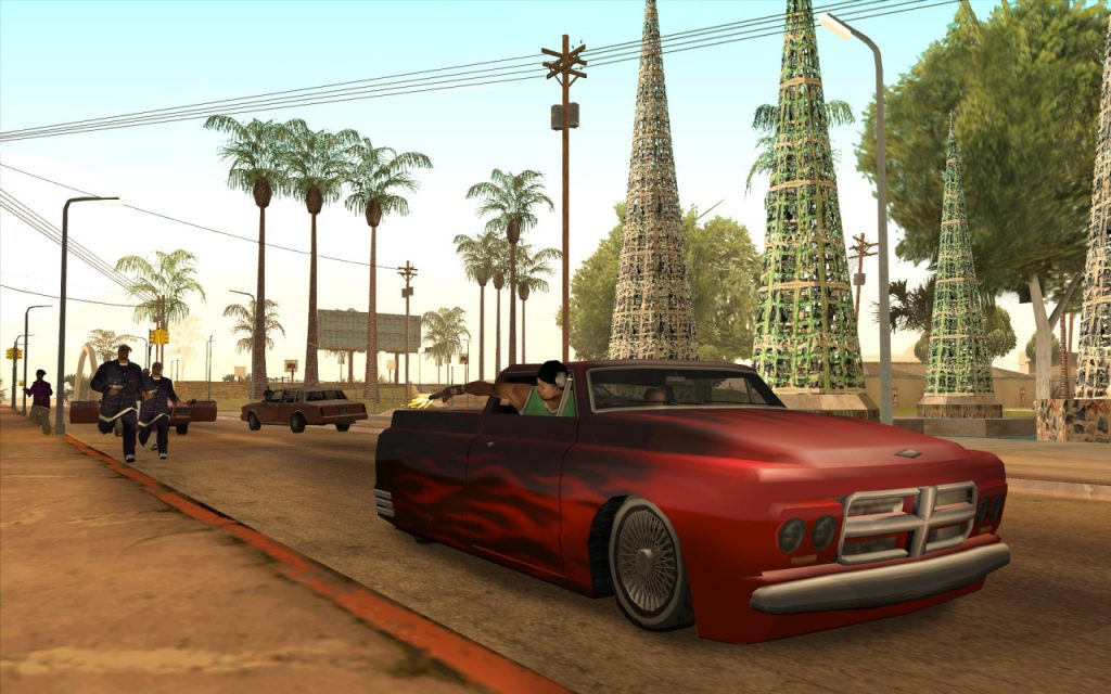 Classic Grand Theft Auto Official Trilogy - Launched in October