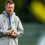 Gerhardsson broadcasts reserves against Scotland
