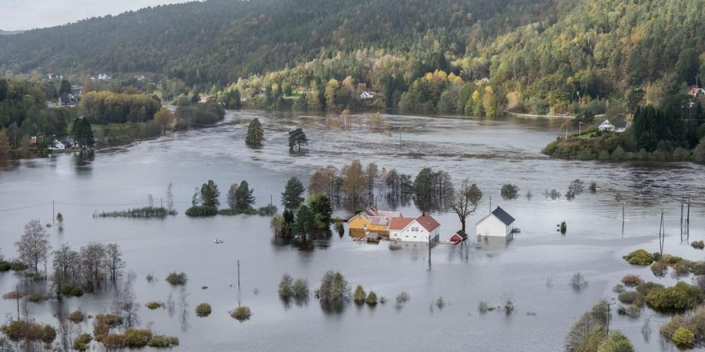 Global floods and droughts are becoming more common.