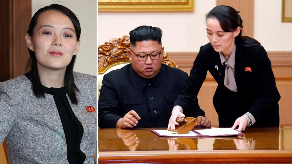 Kim Jong-Un's sister Kim Yo-Jong has been promoted to SAC