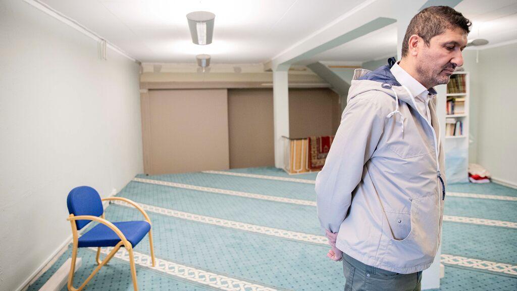 Kongsberg mosque chief: 'He wasn't feeling well'
