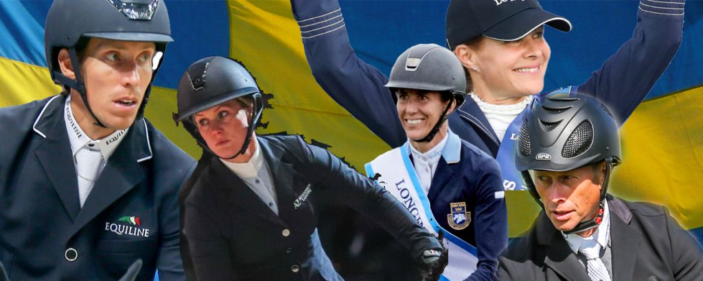 Nations Cup final: Sweden are innocent in the first round, 5 errors after the others
