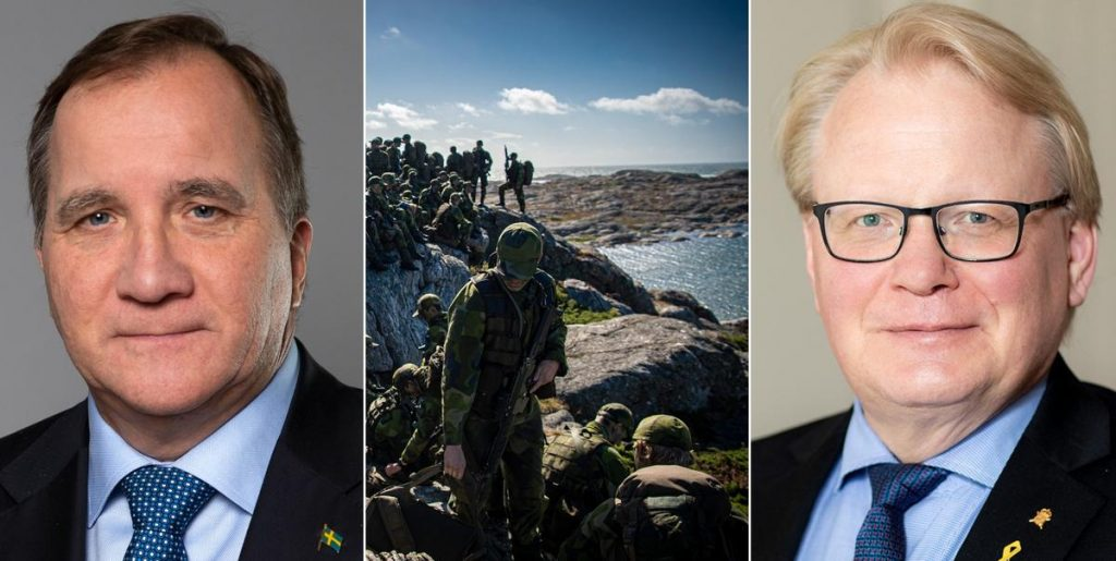 Strengthened defense in Gothenburg benefits the entire country