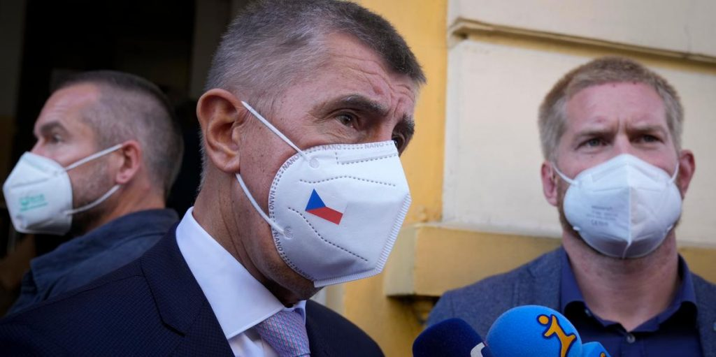 The opposition defeats Babis, the ruler of the Czech Republic