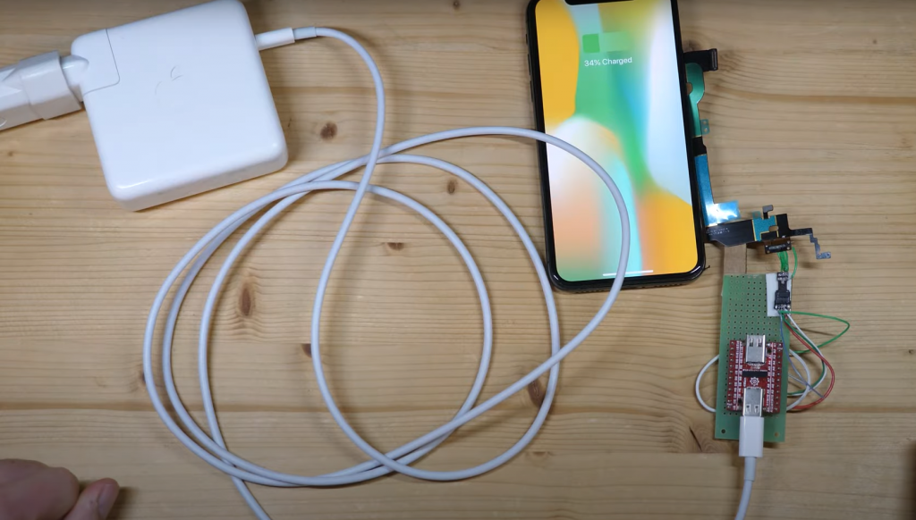 This is the world's first iPhone with a USB c port
